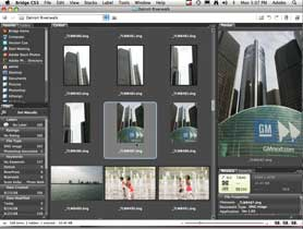 Bringing your Camera RAW files into InDesign CS3