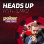 Artwork for Heads Up with Remko featuring Daniel Negreanu