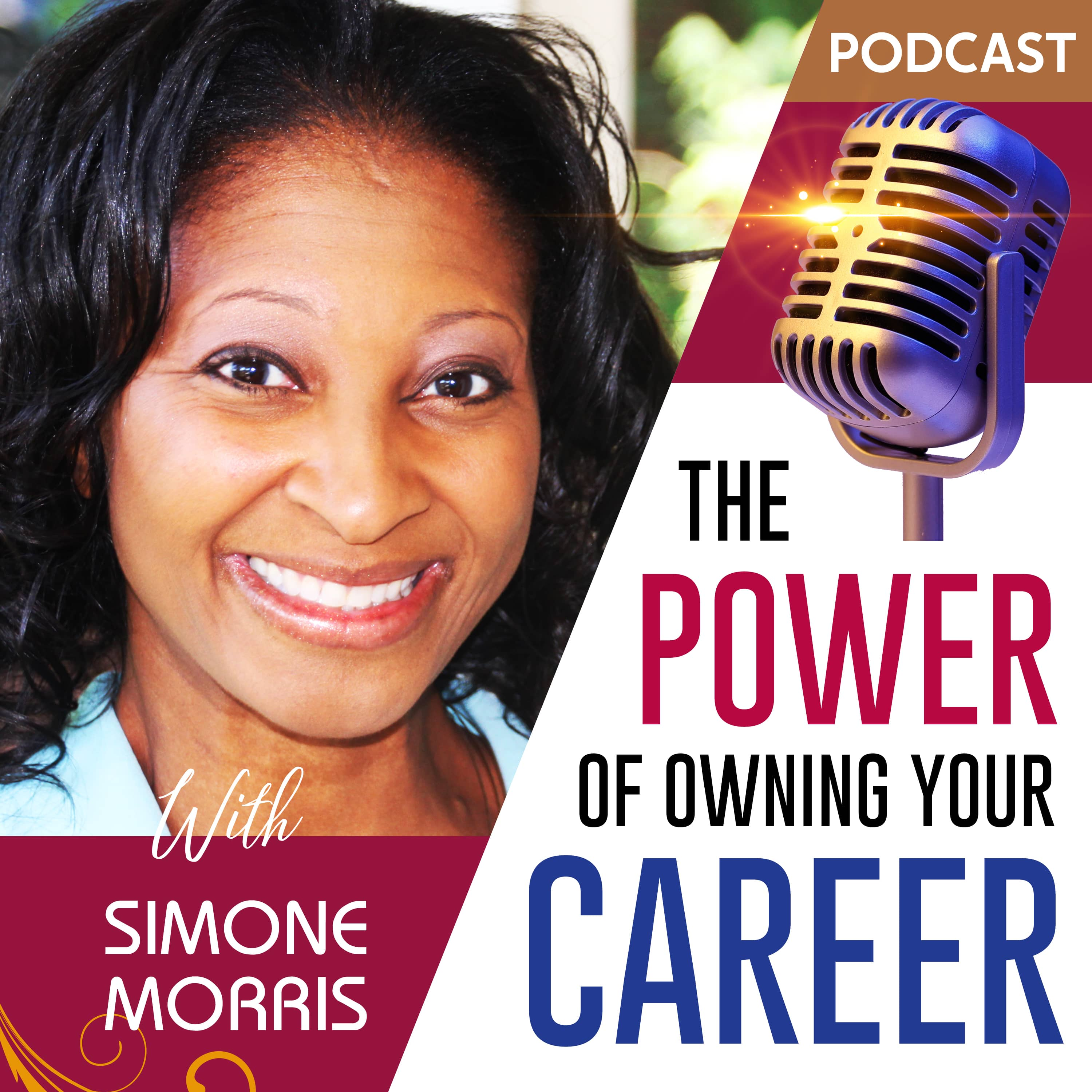 The Power of Owning Your Career Podcast show art