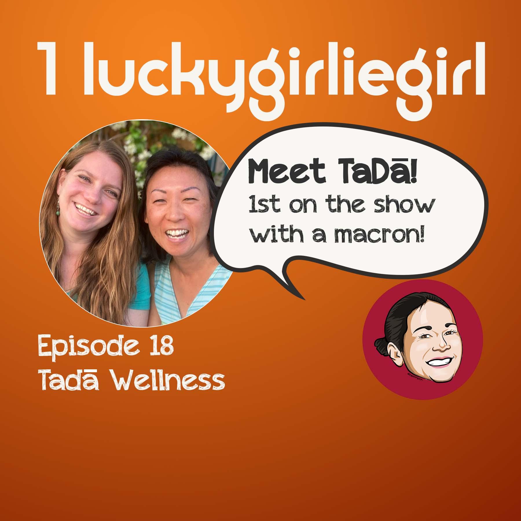 18 - TaDā Wellness show art