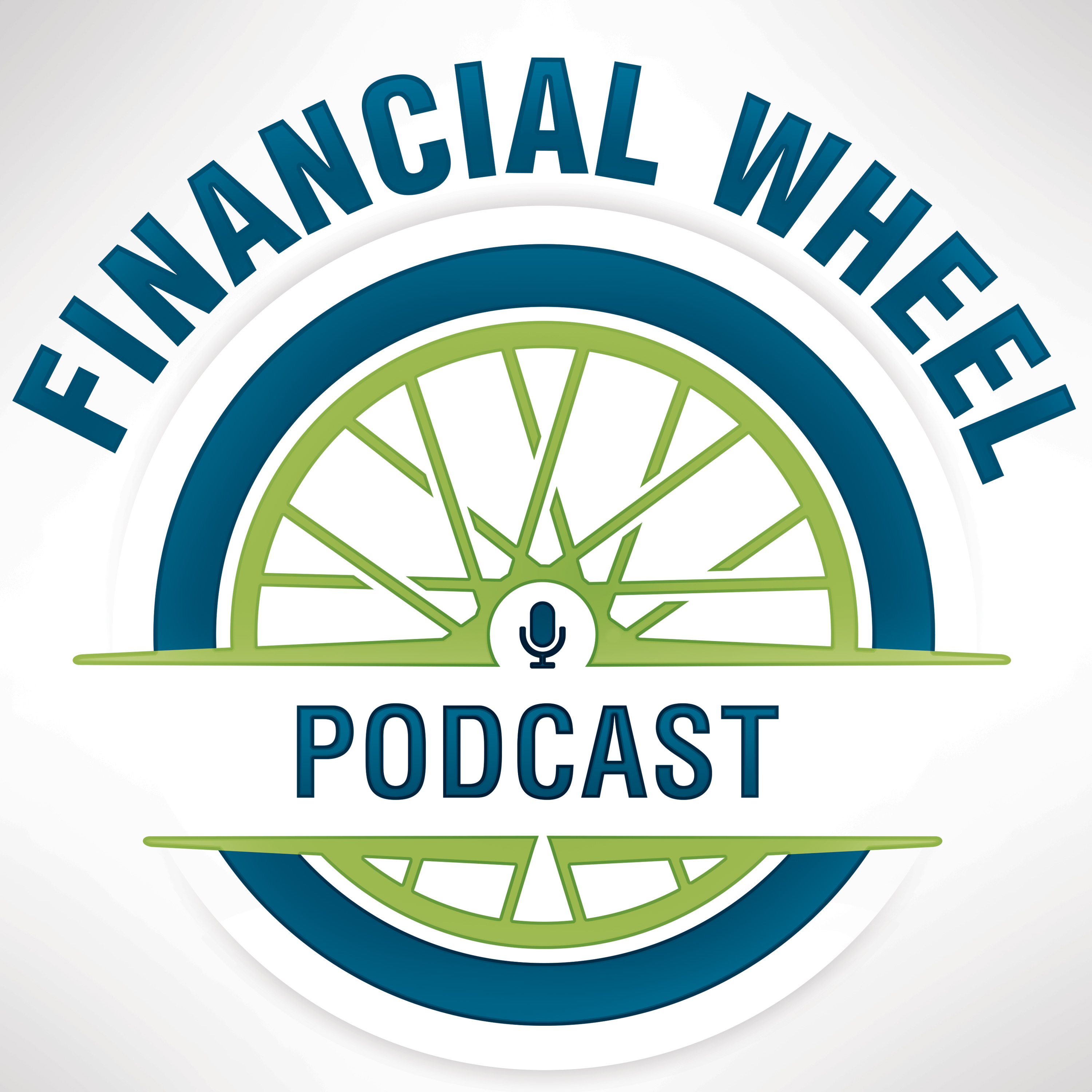 The Financial Wheel Podcast show art