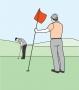Artwork for Golf Digest Flagstick Study with Tom Mase | Episode 202