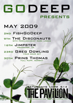 Go Deep Presents May 2009