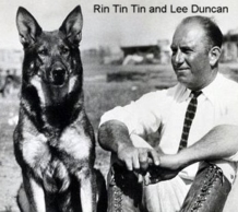 100-120416 In the Old-Time Radio Corner - Rin Tin Tin
