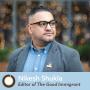 Artwork for Episode 349: The Good Immigrant Editor Nikesh Shukla