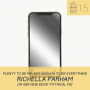 Artwork for #15- Plenty to Be Me, Not Enough to Be Everything: Richella Parham on the 'Mythical Me'