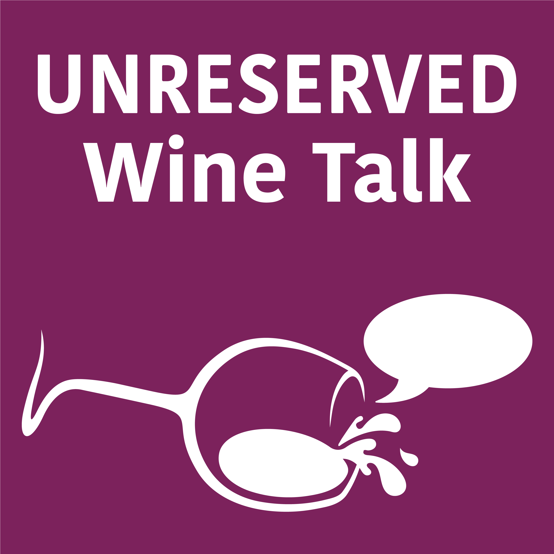 Unreserved Wine Talk show art