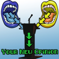 Your New Opinion: Your New Opinion - Ep. 121: Neil DeGrasse Tyson vs Bill Nye?