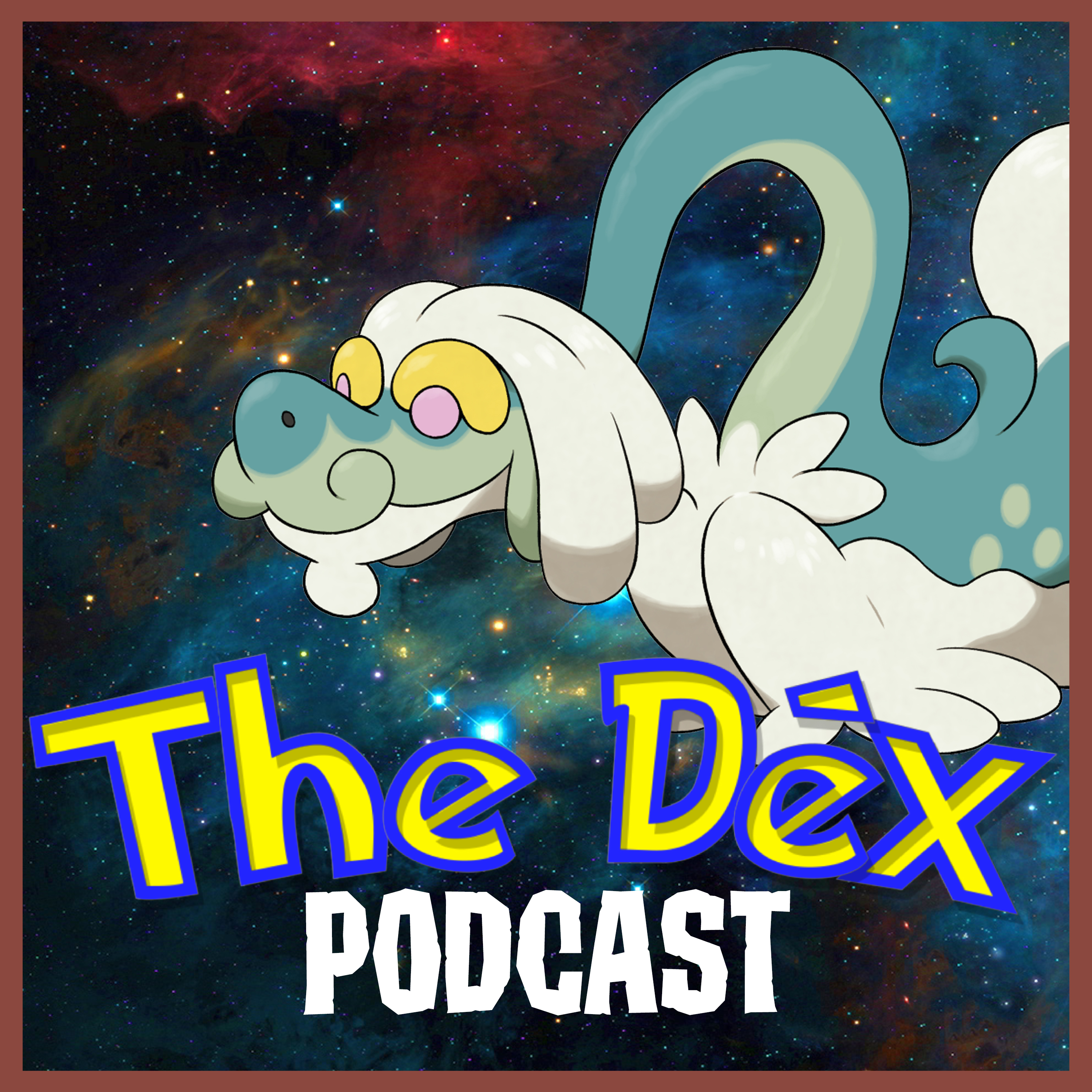 The Dex! Podcast #102: New Pokemon!