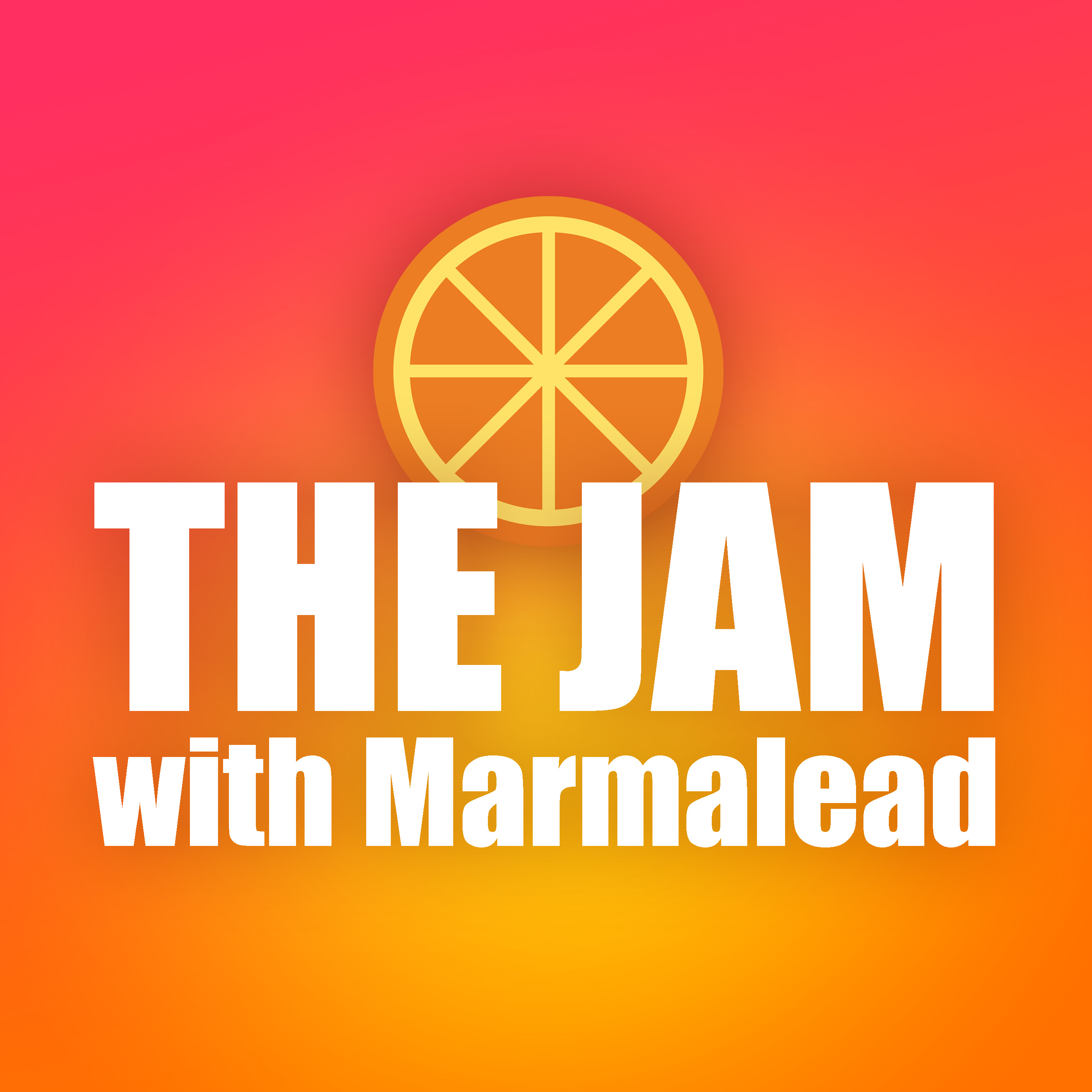 The Jam with Marmalead show art