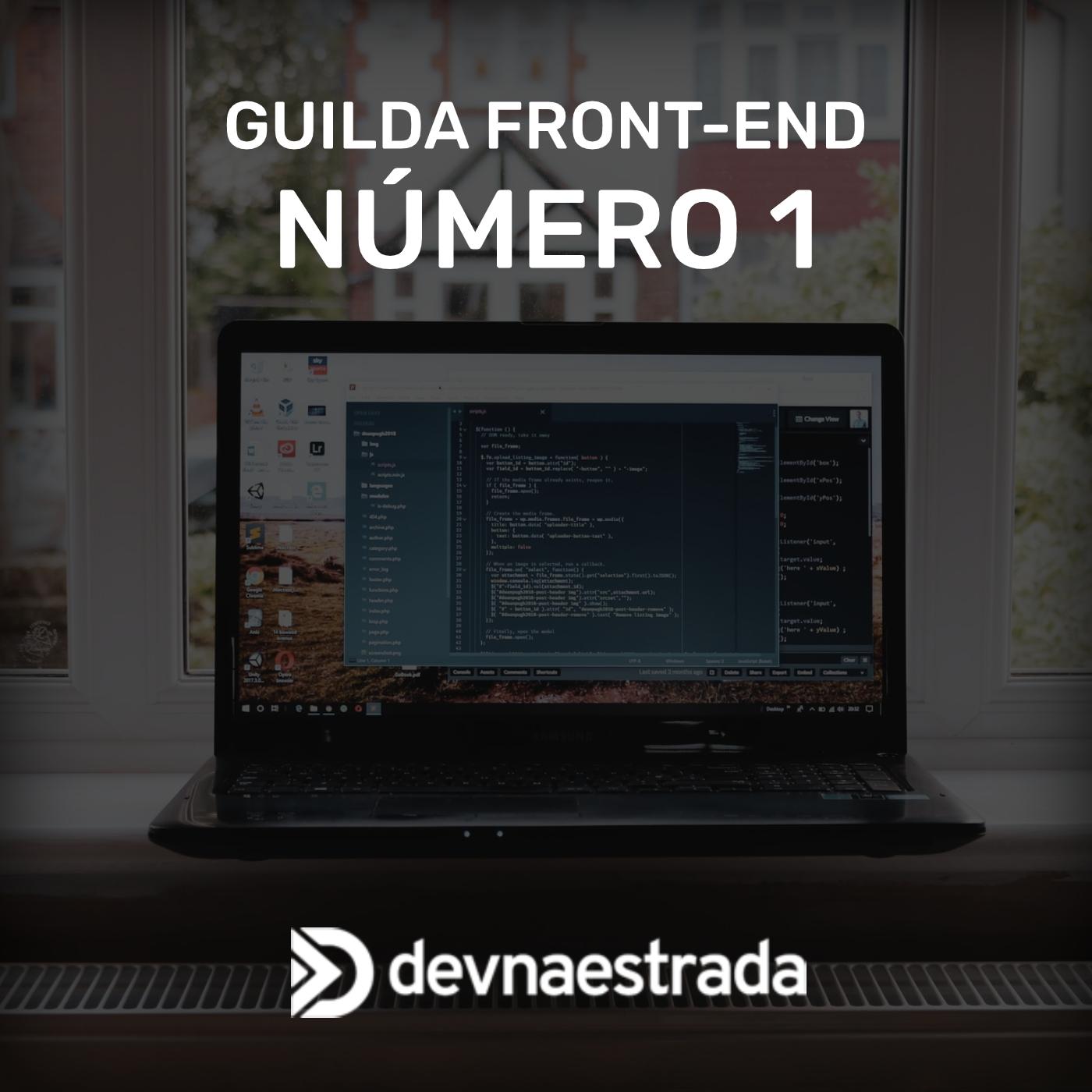 Guilda Front-end #1 - Número 01