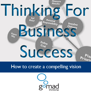 Artwork for Episode 149 How to create a compelling vision