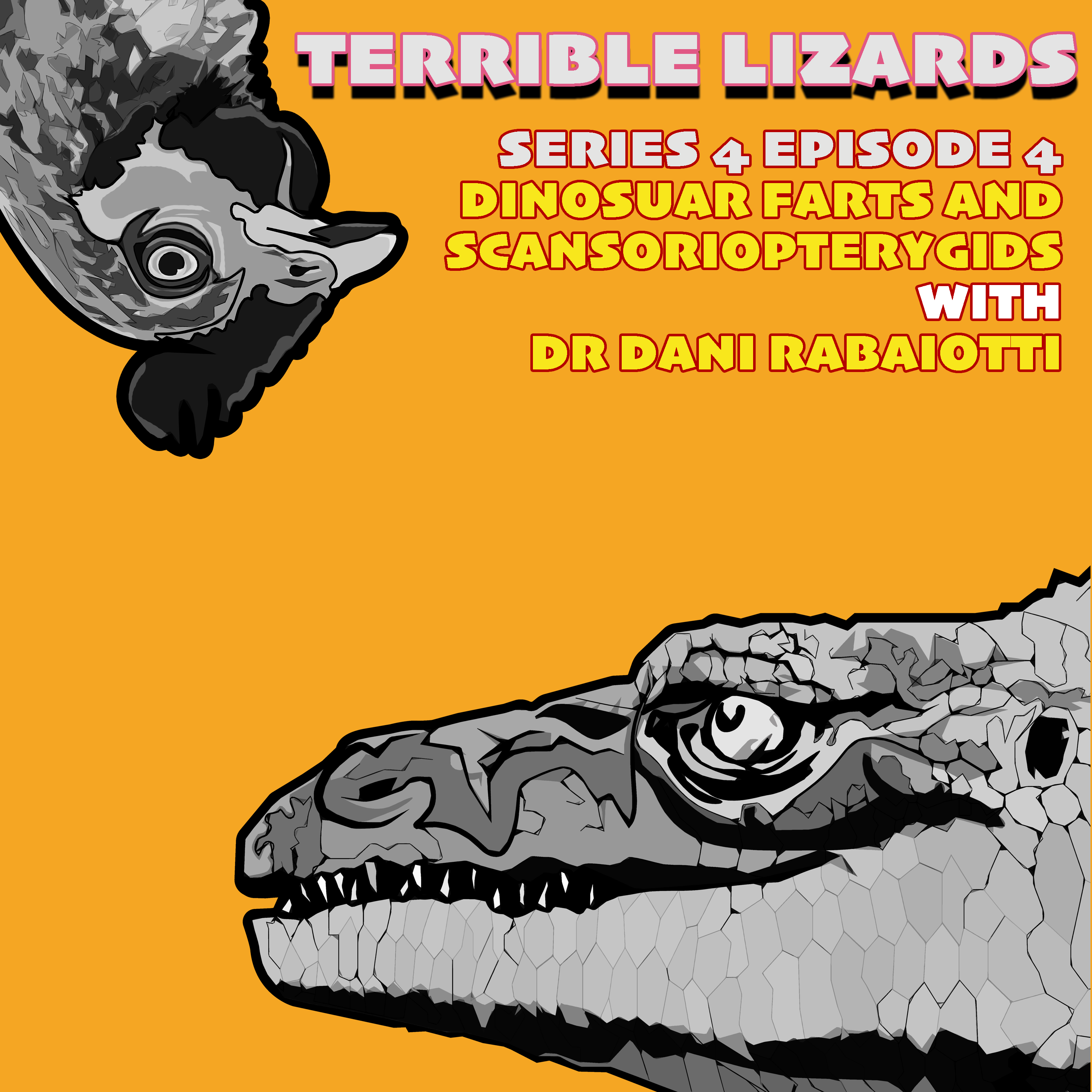 S04E04 Dinosaur Farts (and Scansoriopterygids)