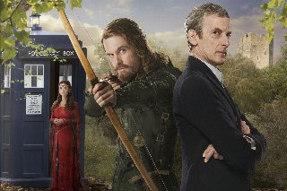 Tim's Take On: Episode 243(Doctor Who: Robot of Sherwood review)