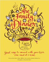 The Family Dinner Author Laurie David