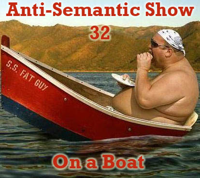 Episode 32 - On a Boat