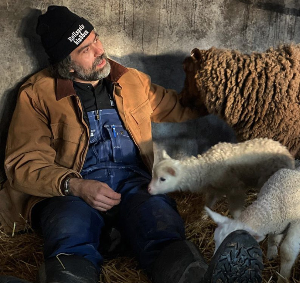 Avsnitt 681: Kalle Zackari Wahlström – åter som bonde i SVT