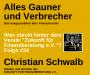 Artwork for #34 ZUKUNFT FÜR FINANZBERATUNG e.V. | Christian Schwalb berichtet über die Idee und die Ziele