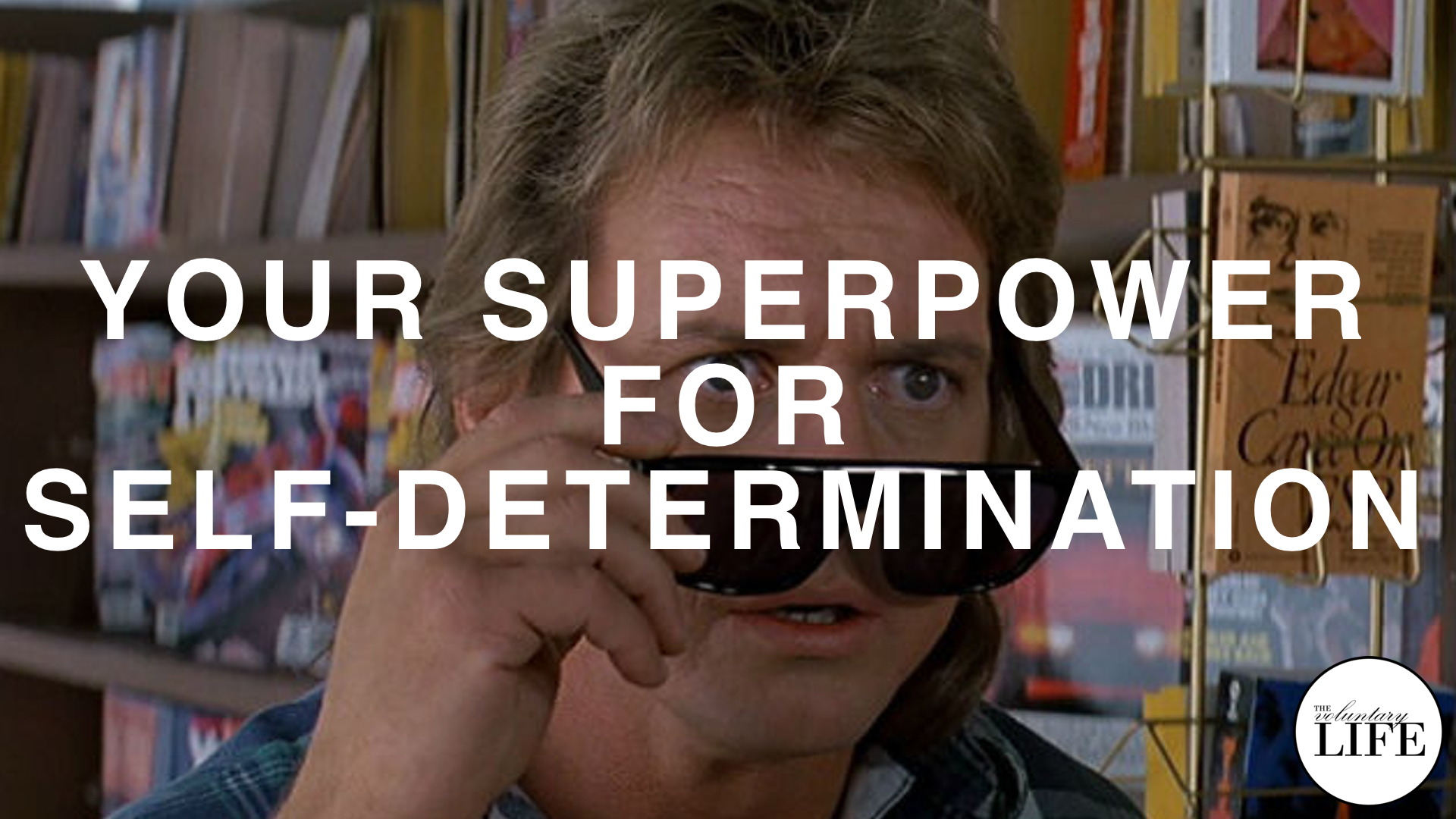 248 Thinking Rationally Part 6: Your Superpower For Self-Determination