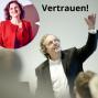"""Artwork for Folge 90: """"Vertrauen!"""" – Prof. Dr. Volker Römermann – Vorstand, Rechtsanwalt, Insolvenzverwalter, Präsident der GSA"""