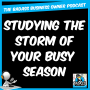 Artwork for Study the Storm of Your Busy Season