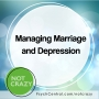Artwork for Managing Marriage and Depression