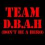 Artwork for The Official Team D.B.A.H. sound check