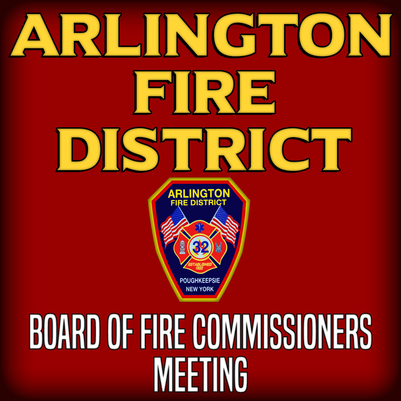 Arlington Fire District : Board of Fire Commissioners Meetings show art