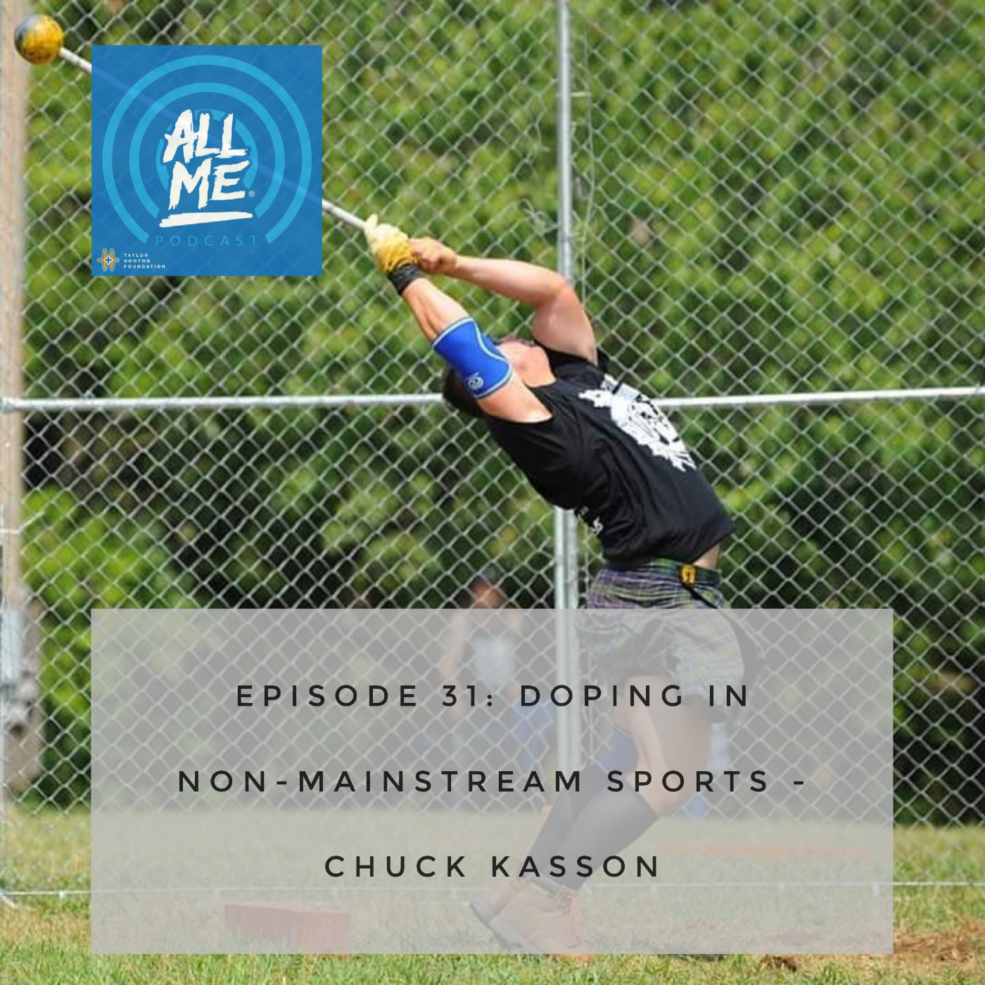 Episode 31: Doping in Non-Mainstream Sports – Chuck Kasson