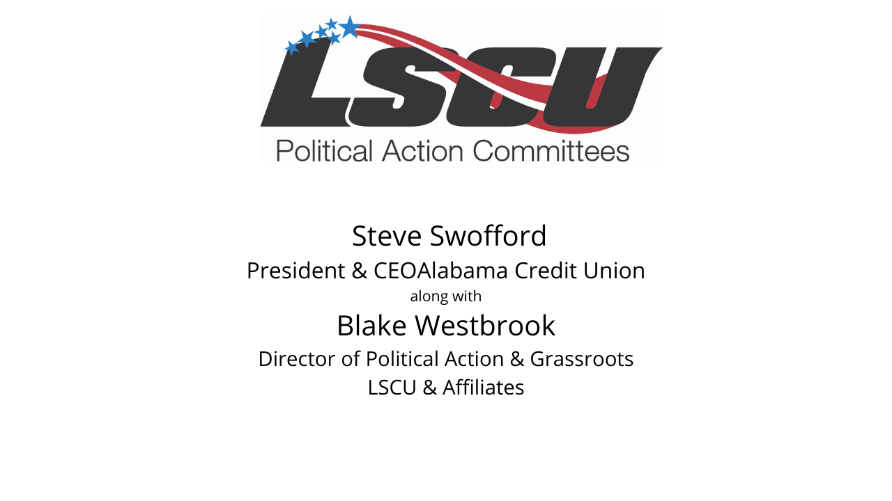 Artwork for Project 2020 with Steve Swofford President & CEO Alabama Credit Union