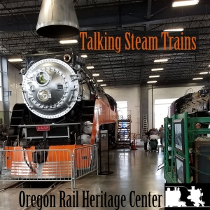 TalkingSteamTrains's podcast