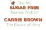 Artwork for Episode 131: Carrie Brown on the Basics of Keto