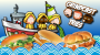 Artwork for Grindcast Tries #9: Best Fast Food Fish Sandwich