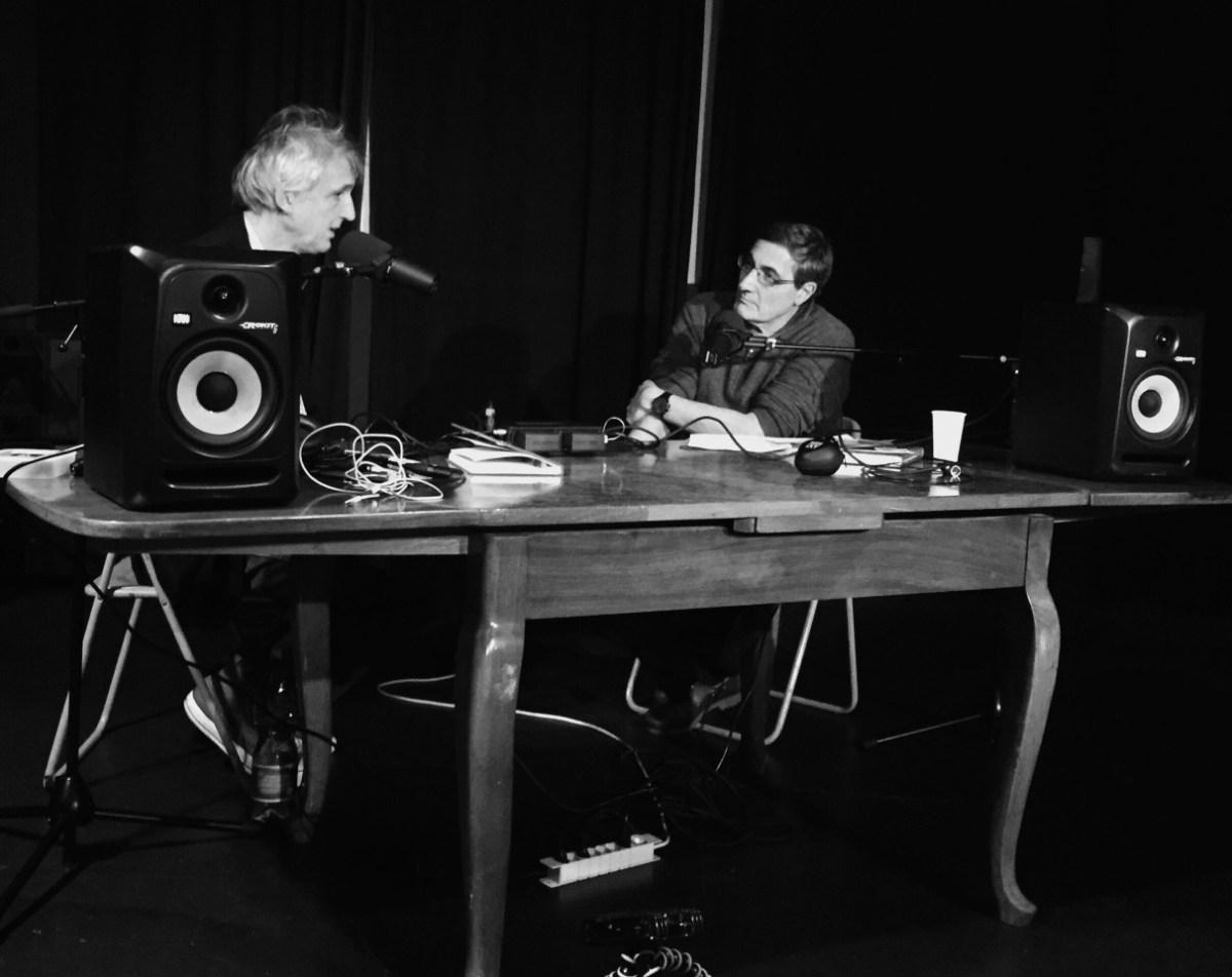 Con Maurizio Canetta, direttore Radiotelevisione della Svizzera italiana RSI. Radio e televisione del futuro.