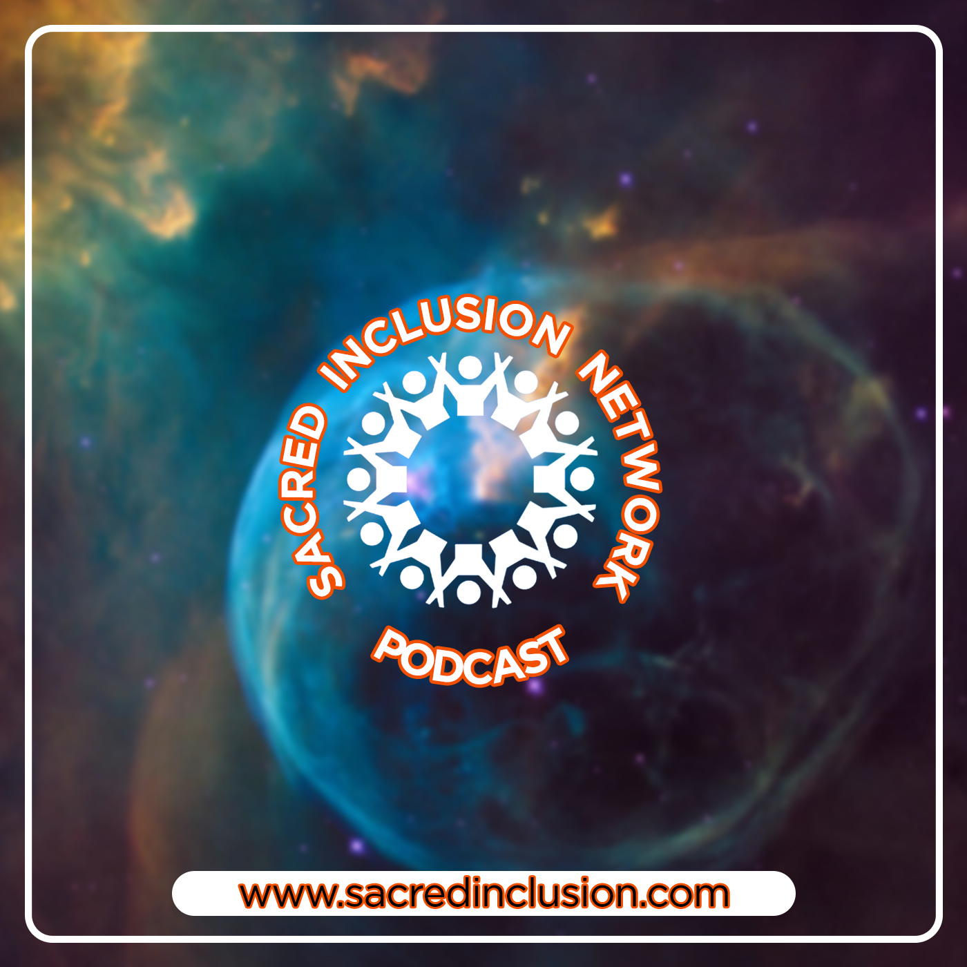 The podcast of the Sacred Inclusion Network show art