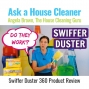 Artwork for Swiffer Duster 360 Product Review - Does it Work?