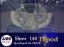 Artwork for Show 144 - Quadrupal-De-Clutch