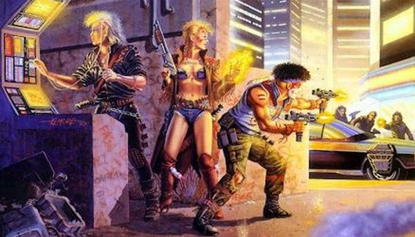 43.1: Shadowrun: Queen Euphoria