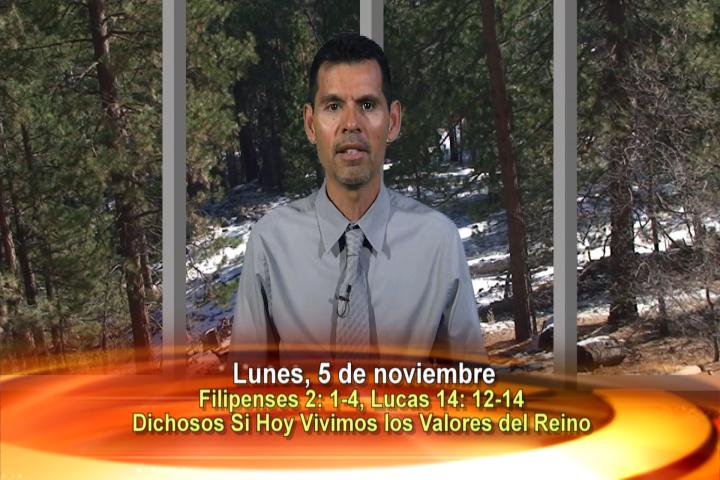 """Artwork for Dios te Habla con Jose Luis Elias;  Tema el hoy:  """"Dichosos si hoy vivimos los valores del Reino"""""""