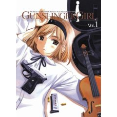 Episode 90: Gunslinger Girl Volume 1 by Yu Aida