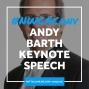 Artwork for #NWCAConv: Andy Barth Keynote Speech
