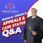 Artwork for S01E27 - Q&A - Appeals and Case Status