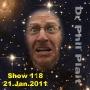 Artwork for The Skeptic Zone #118 - 21.Jan.2011