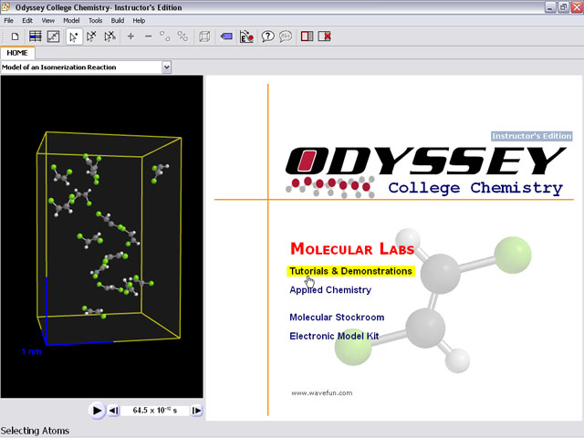 Artwork for Odyssey Software Overview