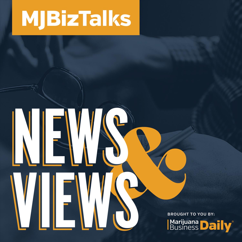 Artwork for MJBiz News & Views: Recruiting and compensation tips for marijuana execs
