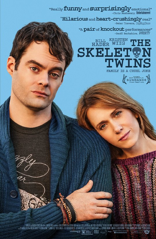 Ep. 47 - The Skeleton Twins (You Can Count On Me vs. The Savages)
