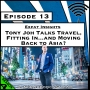 Artwork for Expat Insights: Tony Joh Talks Travel, Fitting In…and Moving Back to Asia? [Season 4, Episode 13]