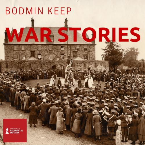 Bodmin Keep War Stories show art