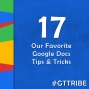 Artwork for Our Favorite Google Docs Tips & Tricks - GTT017
