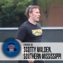 Artwork for Scotty Walden, Receivers Coach - University of Southern Mississippi